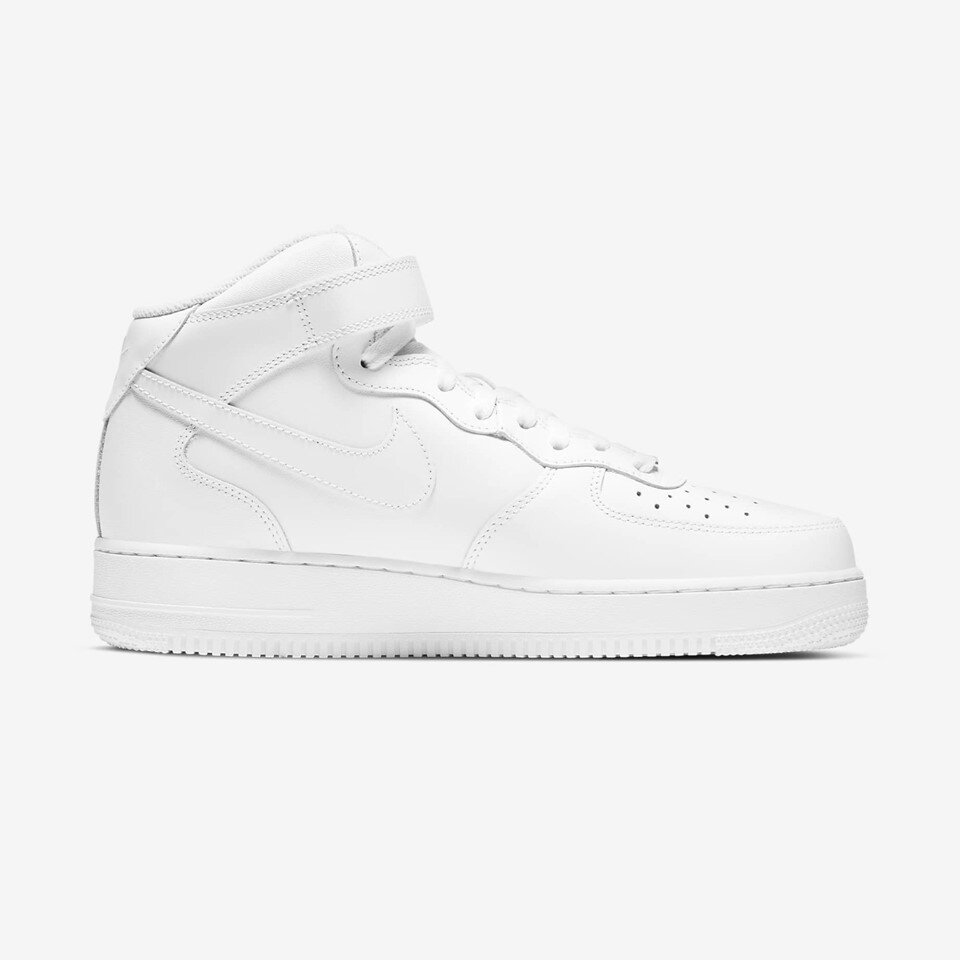 Nike Air Force 1 Mid '07 Wit - 1