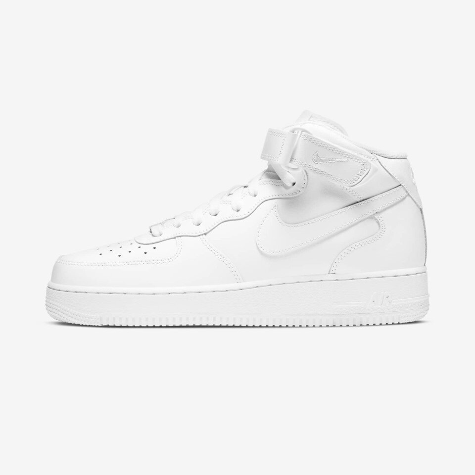 Nike Air Force 1 Mid '07 Wit - 2