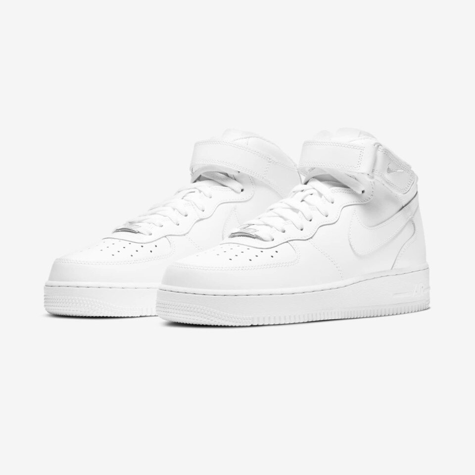 Nike Air Force 1 Mid '07 Wit - 4