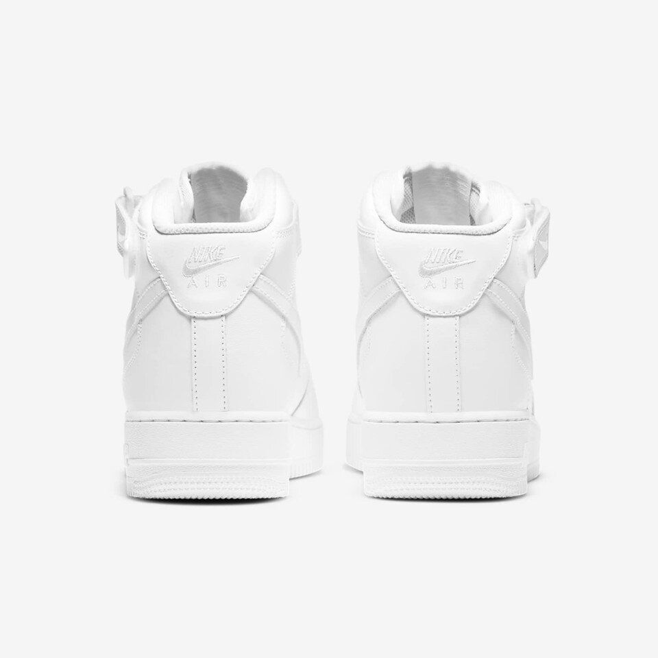 Nike Air Force 1 Mid '07 Wit - 6