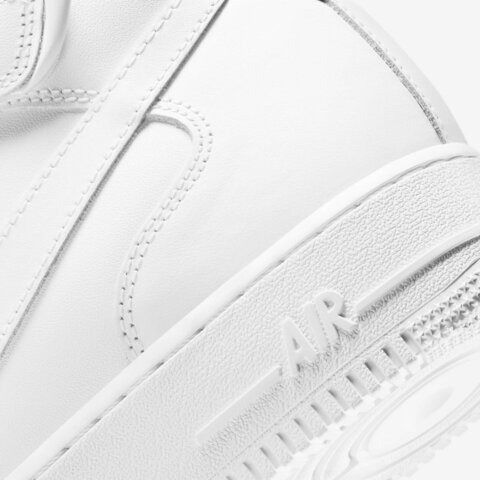 Nike Air Force 1 Mid '07 Wit - 8