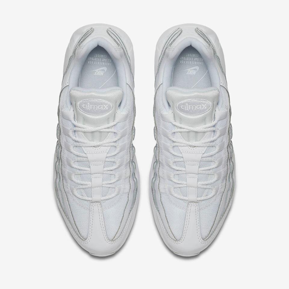 Nike Air Max 95 Wit Dames Sneaker 4
