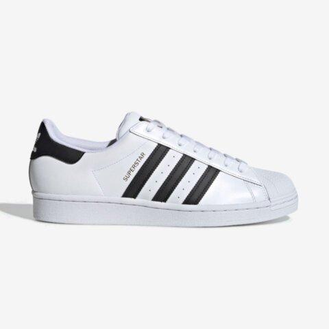 Adidas Superstar Wit Zwart Dames Sneaker 1