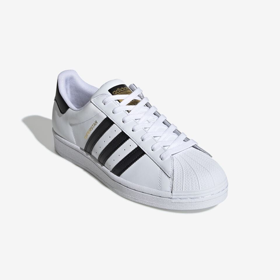 Adidas Superstar Wit Zwart Dames Sneaker 4
