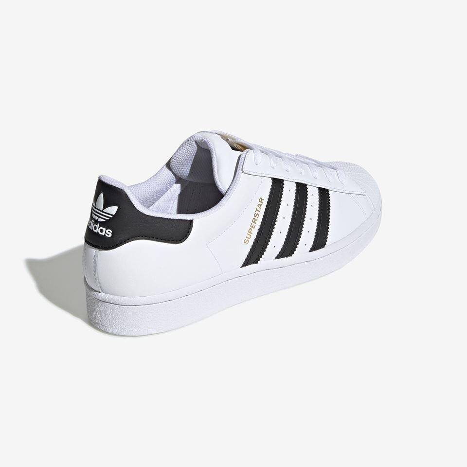 Adidas Superstar Wit Zwart Dames Sneaker 5