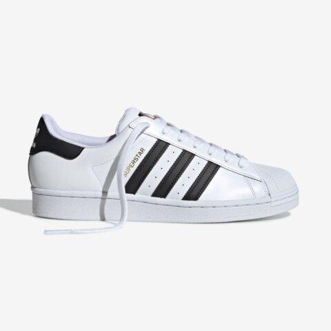 Adidas Superstar Wit Zwart Dames Sneaker 7