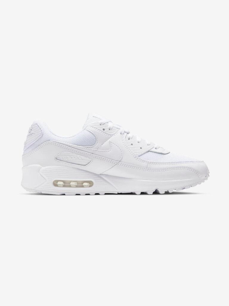 Nike Air Max 90 Wit Heren Sneaker - 01