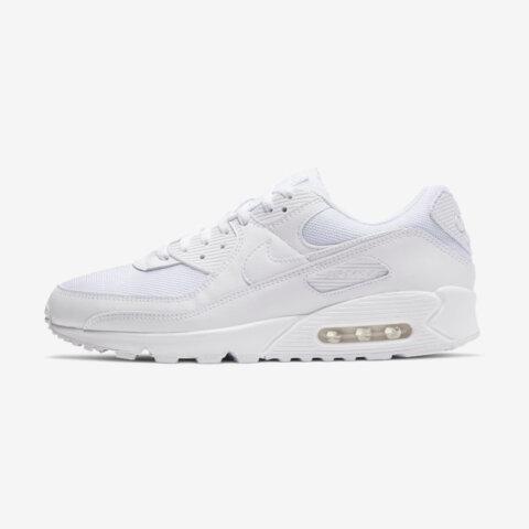Nike Air Max 90 Wit Heren Sneaker - 02