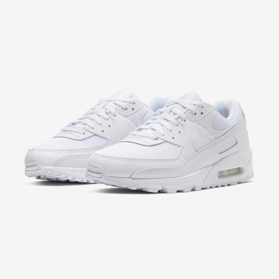 Nike Air Max 90 Wit Heren Sneaker - 04