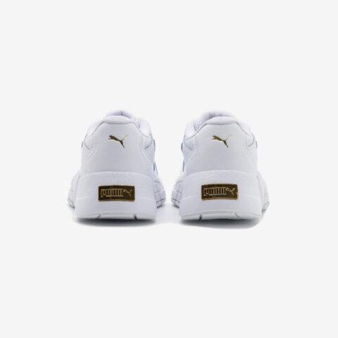 Puma Hedra Wit Team Gold Dames Sneaker - 03